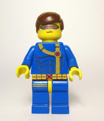 Marvel cyclops custom minifig