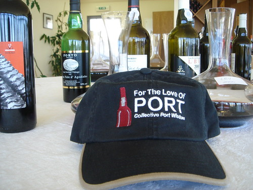 For The Love of Port Cap