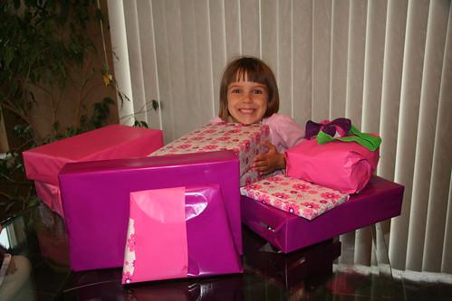 Sydney's 6th Birthday