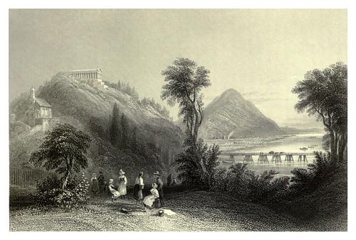 005- El Walhalla en Ratisbon 1844