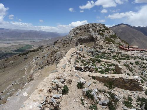 Ganden Monastery Ruins