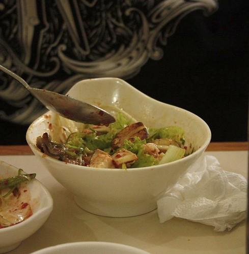 jsan rice topping
