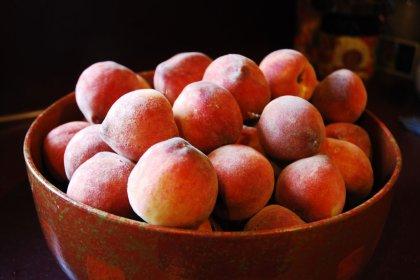 the ripe ones