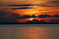 Sunset @ Landskrona
