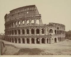 Rome. The Colosseum