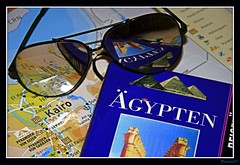 (927) Trip review / Reise - Rückblick / Egypt (unicorn 81) Tags: africa travel sunglasses trekking reflections northafrica egypt egyptian egipto 2009 ägypten guidebook egitto egypte reise egypten rundreise roundtrip egipt égypte mapegypt misr nordafrika egypttrip ægypten touristicmap aegyptus αίγυπτοσ ægyptusintertravel ägyptenreise schulzaktivreisen meinjahr2009
