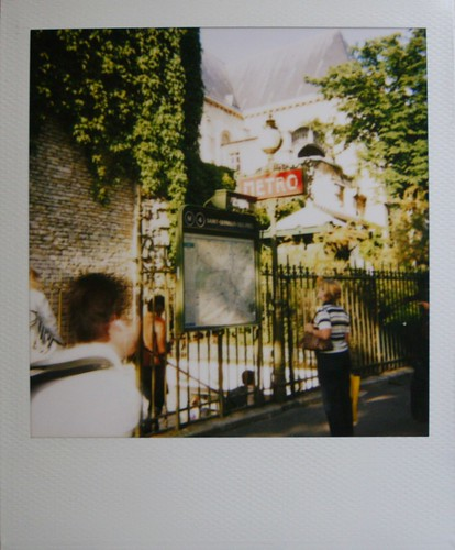Paris Polaroid #3