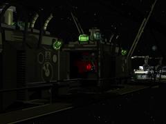 Robot Factory CGI