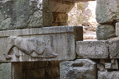 Lion Gate (Wider World) Tags: stone gate lion bull albania butrint shqiperia buthrotum circuitwall