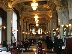 Budapest in Hungary - New York Cafe #5