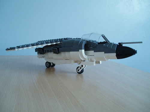 Sea Harrier work-in-progress (1)