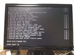 HYUNDAI W240D vs Ubuntu Server