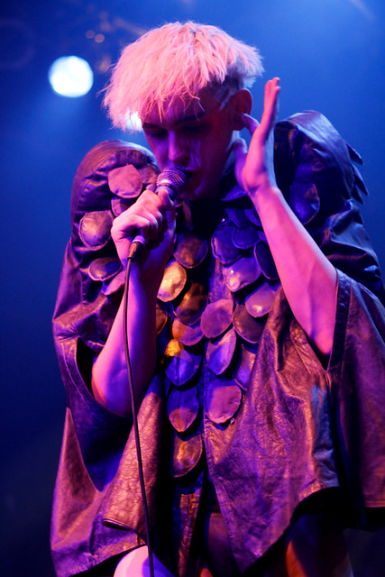 Patrick Wolf—June 17, 2009 @ Mod Club