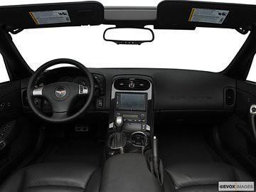 2008 Chevrolet Corvette Basic Inside