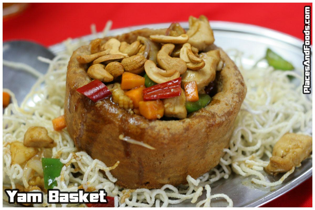 yam basket