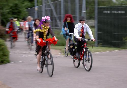 Glamour ride 2009 cc