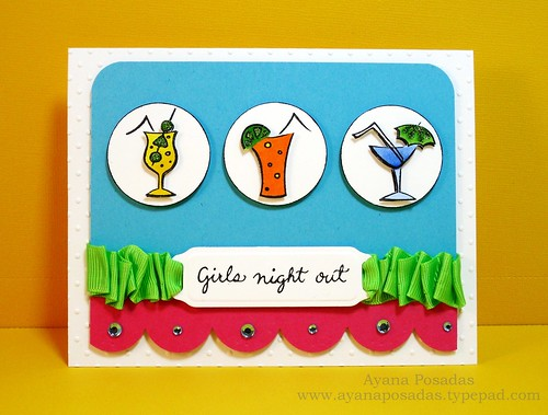 Girls Night Out- Drinks (1)