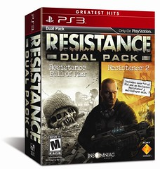 Resistance 3: Dual Pack