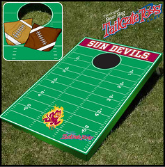 Arizona State Bean Bag Toss Game