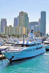 Mylin IV (Infinity & Beyond Photography) Tags: pictures port marina photography boat photo dock ship foto photos yacht picture photographs photograph docked miamibeach iv superyacht mylin luxuryyacht miamibeachmarina