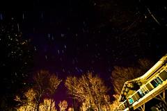 231/365 (Karrie J) Tags: winter sky star huntsville trails algonquin project365 tokina1116mm