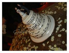 bolo poema (Gabriela Presente) Tags: wedding cake casamento 15anos doces debutante noivinhos bemcasados bolocasamento