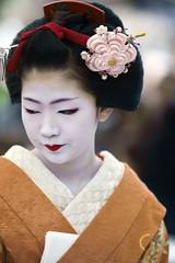 Baikasai (The plum-blossom festival) #27 (Onihide) Tags: maiko baikasai kamishichiken naokazu