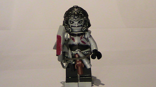 Butcher custom minifig