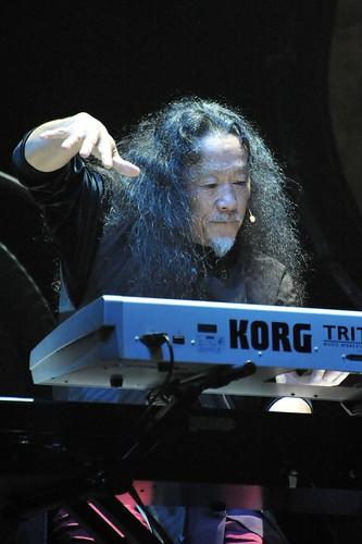 Kitaro Live in Genting 2009 (7)