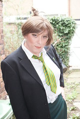 What am I thinking? (Paula Chester) Tags: sexy femme crossdressing transvestite gurl trannie