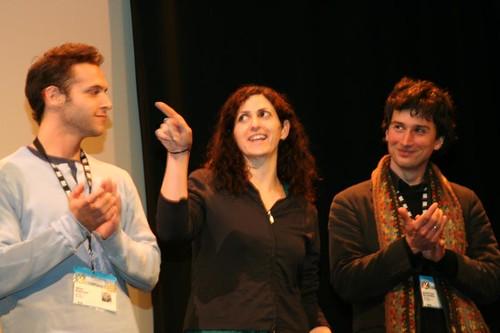 Dia Sokol, Producer for Beeswax