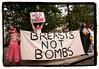 09/24/2005_dc bush_protest (sonnysince1984) Tags: is newspaper dc washington bush breasts war pennsylvania protest photograph ave bombs journalist indecent 09242005