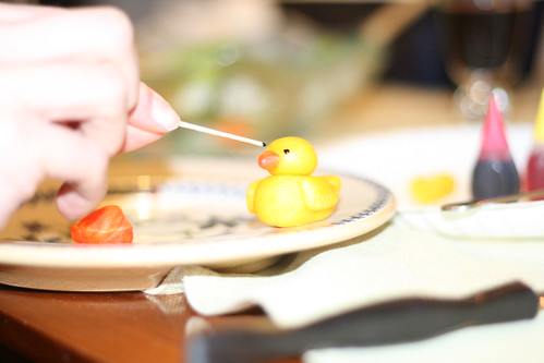 Marzipan Ducks