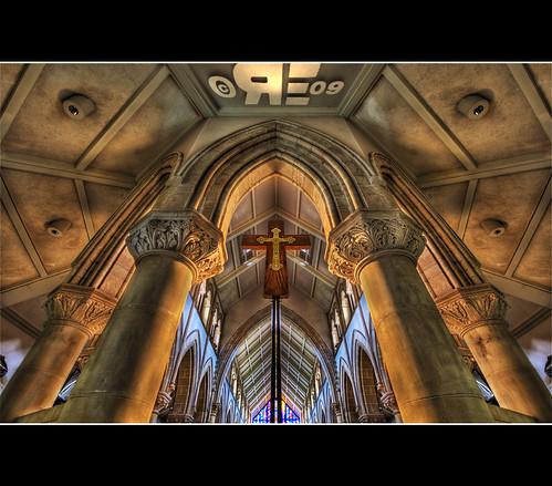 Heavenly Symmetry