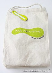Kids Konserve lunch bag