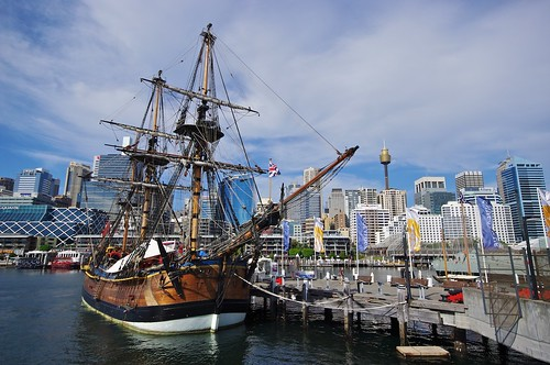 Captain Cook's Ship