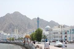Corniche, Muscat