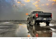GMC SIERRA (Talal Al-Mtn) Tags: kuwait gmc talal q8 gmcsierra   kwtmotor almtn talalalmtn