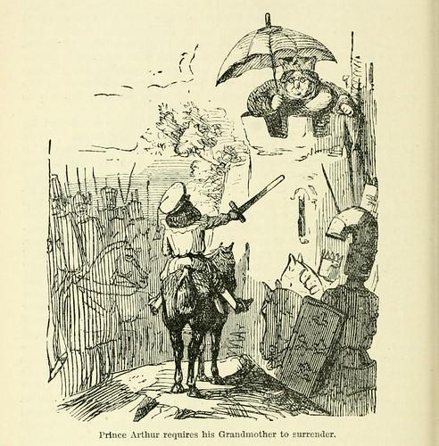 023-El principe Arthur obliga a renunciar a su abuela