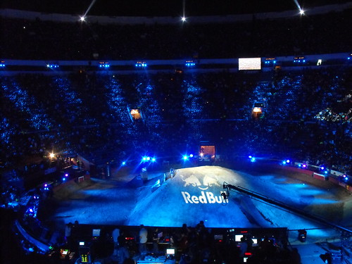 Red Bull Cross Fire - Plaza de toros México 2009