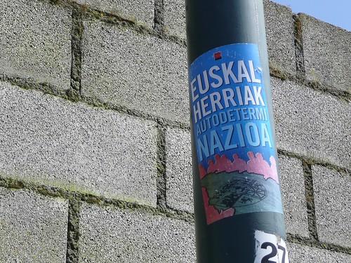 EUSKAL HERRIAK AUTODETERMINAZIOA