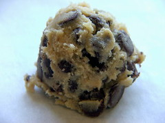 Chocolate Chip Overload Cookie Dough