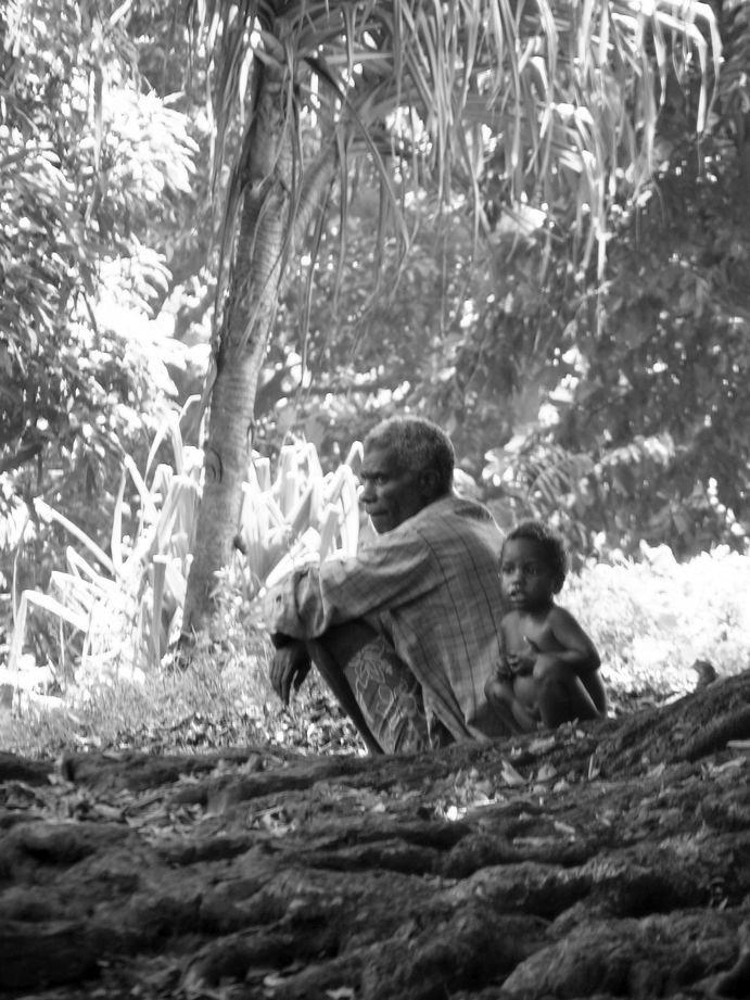 Vanuatu : Ile de Tanna #62 : personnes
