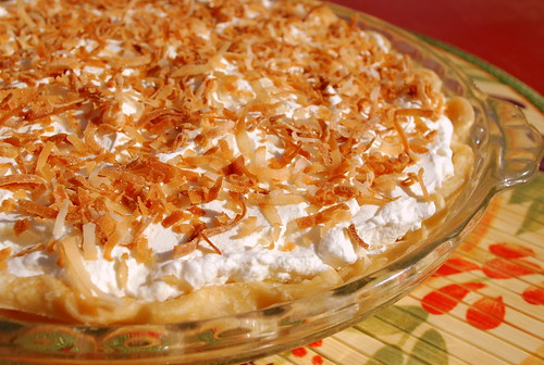 Coconut Cream Pie CU