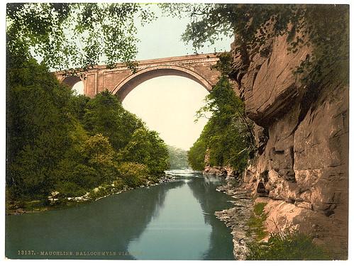 [Ballochmyle Viaduct, Mauchline, Scotland] (LOC)