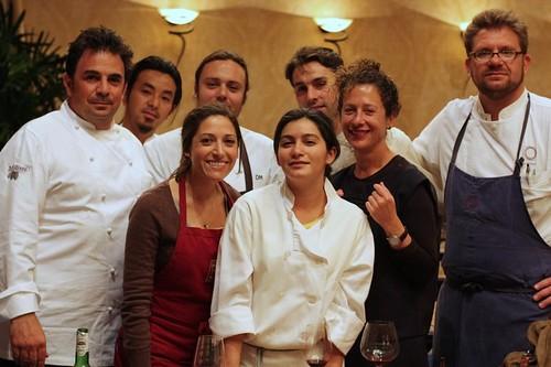 LA Michelin Star Chefs at The Pebble Beach Food and Wine Festival