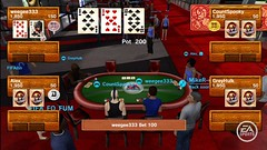 EA SPORTS Complex in PlayStation Home screenshot poker 5