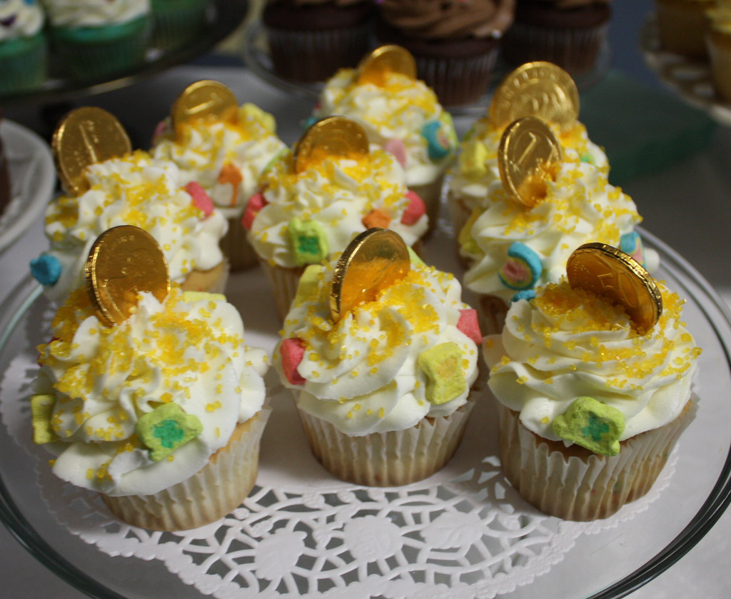 10 cereal cupcakes that will make breakfast your favorite meal