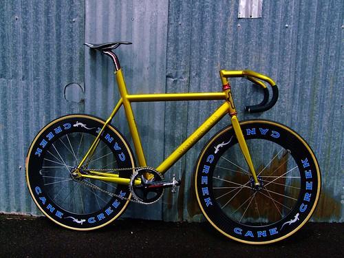 Speed Metal- The Scoop - Winter Bicycles