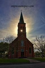 High Hill Painted Church